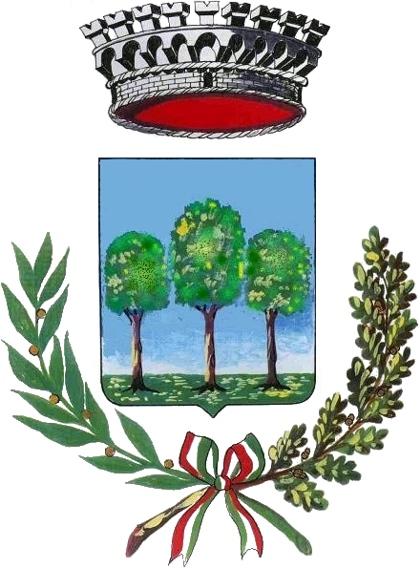 Carpineto Romano Coat Of Arms Italy