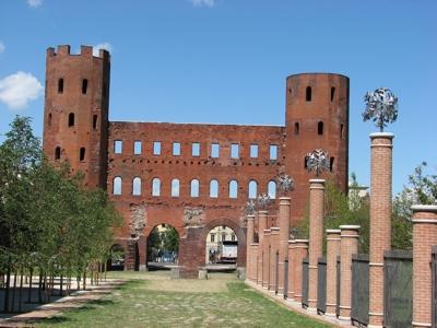Foto Torino: Palatine's gates