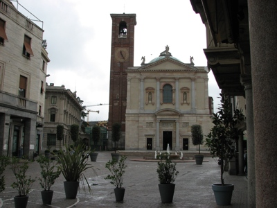 Foto Gallarate: Our Lady of Assumption Basilica