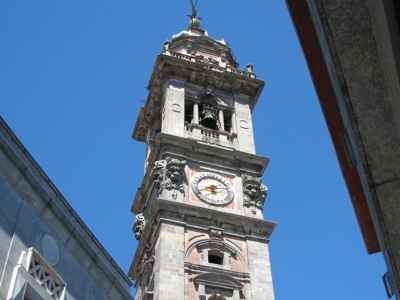 Foto Varese: The Bernascone or St. Vittore Basilica bell-tower