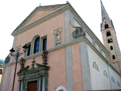 Foto Bormio: Saints Gervase and Protase Collegiate Church