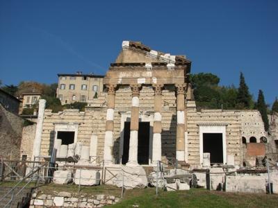 Foto Brescia: Capitolium