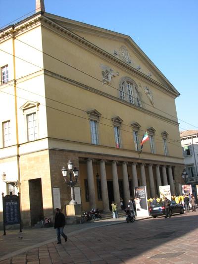 Foto Parma: Royal Theater