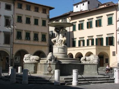 Foto Empoli: Pampaloni's Fountain