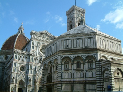 Foto Firenze: Florence Dome and Baptistery