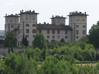 Foto Montelupo Fiorentino: Villa Ambrogiana of Medici