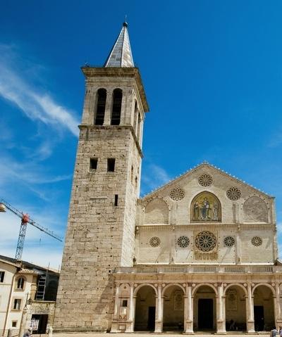 Foto Spoleto: Spoleto Cathedral