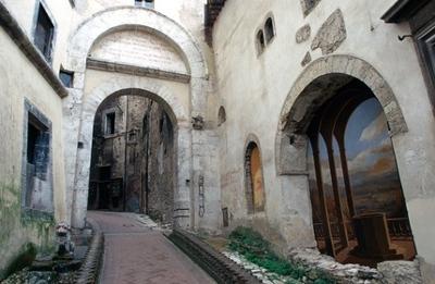 Foto Spoleto: Porta Fuga