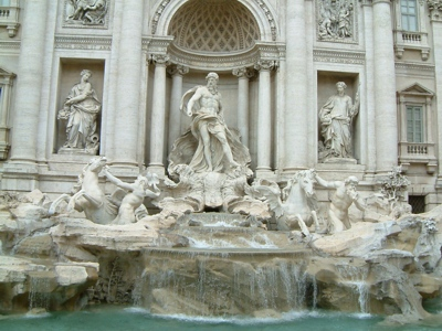 Foto Roma: Trevi's Fountain