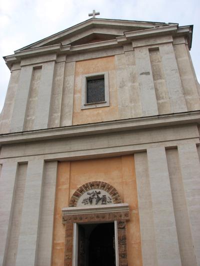 Foto Cisterna di Latina: Assumption of Virgin Mary Collegiate