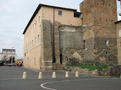 Foto Cisterna di Latina: Caetani Palace