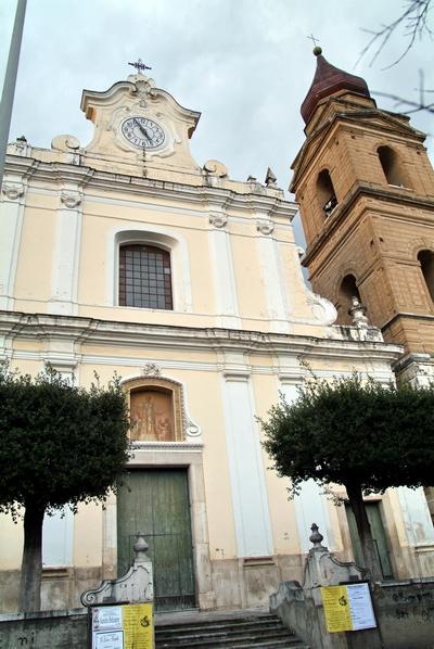 Foto Santa Maria a Vico: Saint Nicholas the Great Parrish