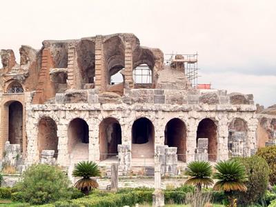 Foto Santa Maria Capua Vetere: The Capuan Amphitheatre