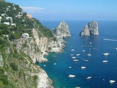 Foto Capri: Faraglioni