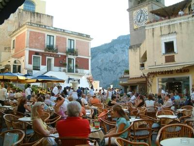 Foto Capri: The Piazzetta (Umberto I Square)