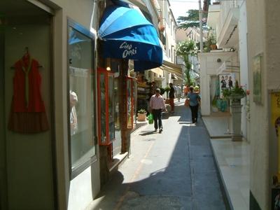 Foto Capri: Capri Little Street