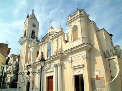 Foto Monte di Procida: Church of the Assumption