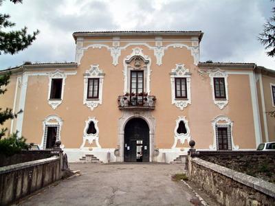 Foto Mercogliano: Loreto Abbot Palace