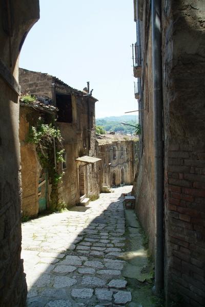 Foto Prata di Principato Ultra: Borgo Vecchio (historic centre)