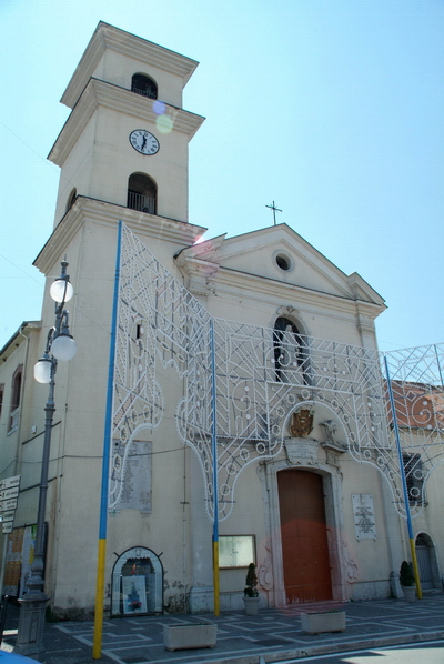 Foto Pratola Serra: Our Lady of Sorrows Church
