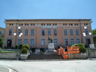 Foto Pratola Serra: Town Hall
