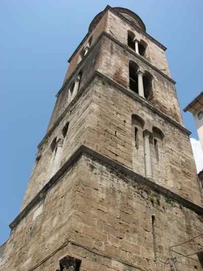 Foto Salerno: The Cathedral's Campanile