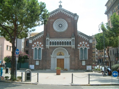 Foto Salerno: Church of the Sacred Heart of Jesus