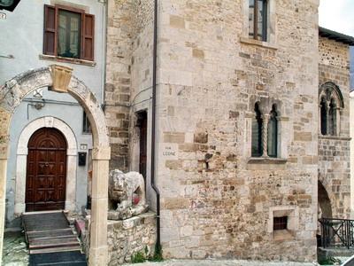 Foto Castel di Sangro: Palazzo De Petra