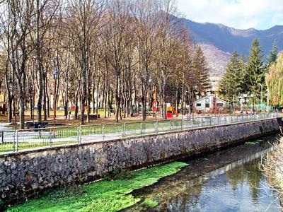 Foto Castel di Sangro: Town Park