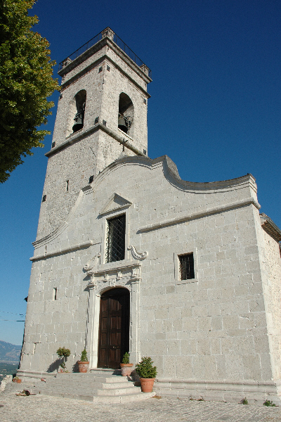 Foto Cercemaggiore: Mother Church of the Virgin Mary of the Crucifix