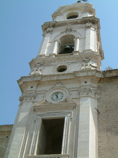 Foto Foggia: Cathedral Bell Tower