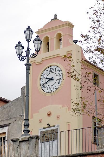 Foto Fuscaldo: Clock Tower