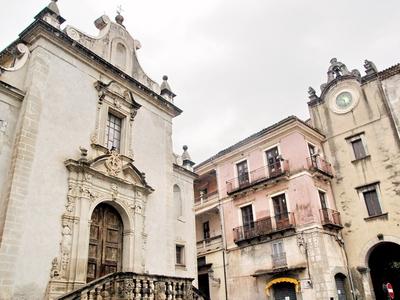 Foto Paola: Montevergine Church & Clock Tower