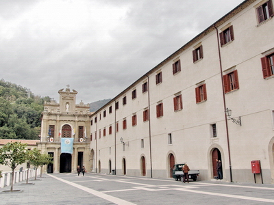 Foto Paola: Saint Francis of Paola Church and Convent