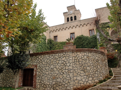 Foto Rende: Alarcon-Mendoza Castle