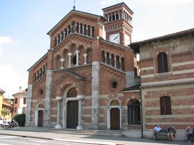Foto Lodi: St. Rocco's Church